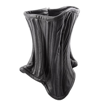 Extreme Leather Neck Corset great for your Sub in fetish, BDSM, bondage