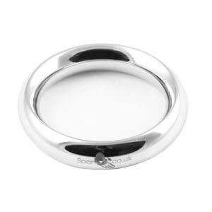 Oval Cock Ring is used in CBT cock and ball torture, fetish, BDSM lifestyle