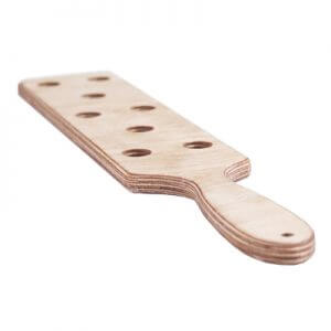 Shock Wave - wooden spanking paddles used in corporal punishment play